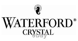 1 (One) WATERFORD CLODAGH ACCENT LAMP Cut Lead Crystal With Tag Signed