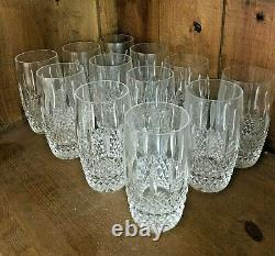 Waterford Castlemaine (Cut) Crystal Water Glass